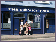 The Funky Fish Cafe